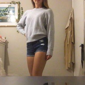 Grey Nordstrom sweater